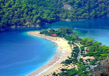 Пляж Фетхіє