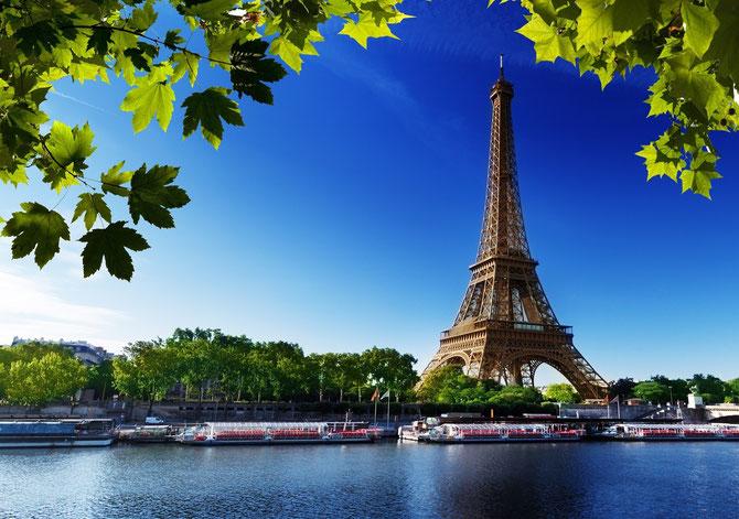 Таємничий, чудовий, хвилюючий - Париж!