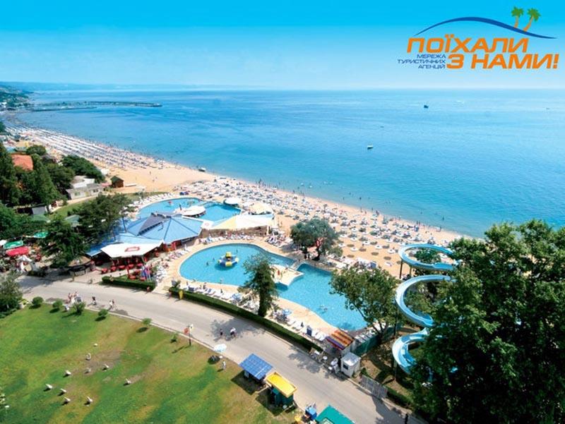 Тепле море і гостинність місцевих жителів! Болгарія за 113 Є зі Львова!