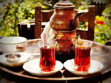 Турецький чайник турецький чай і