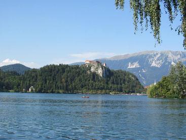 Блед озеро