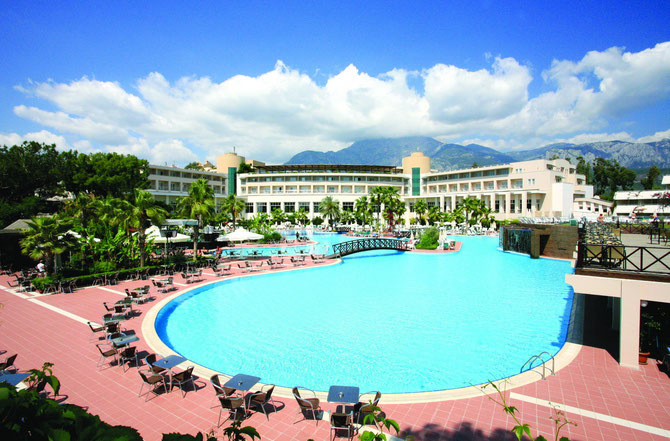 Туреччина! Супер готель RIXOS TEKIROVA 5* всього за 677 $!