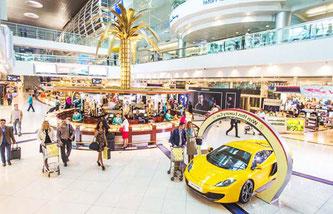 Дубаї шопінг
