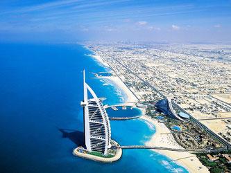 Дубай курорт