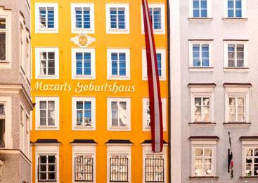 Моцарт і Зальцбург