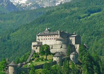 Замок Хоензальцбург