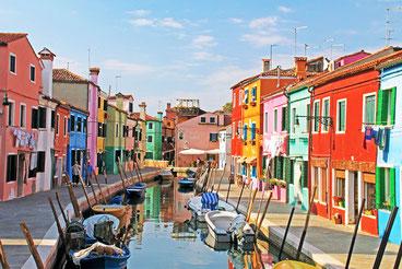 Венеція, Бурано острів