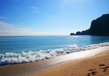 Клеопатра пляж
