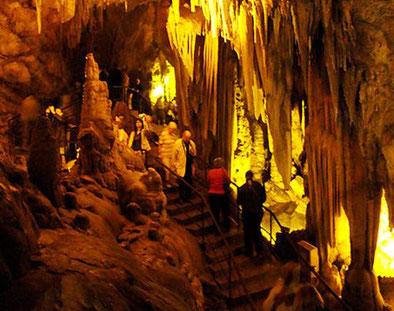 Дим печера