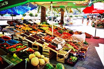 Шопінг на ринку Будви