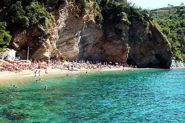 Могрен пляж