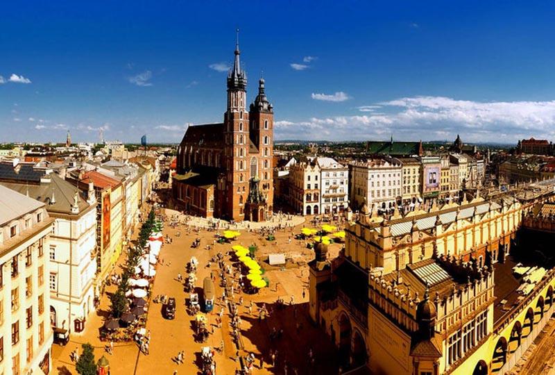 Вихідні у Кракові всього за 70 Є!
