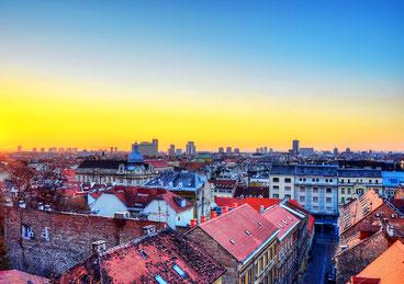 Хорватії - Загреб столиця