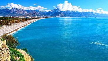 Узбережжя анталійське