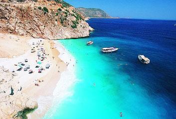 Пляжів з Туреччини один
