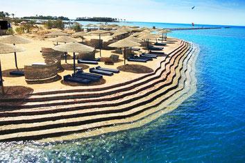 Єгипті Ель-Гуна курорт в