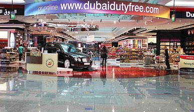 Дубаї в Duty Free в аеропорті