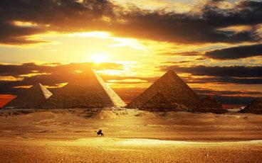 Гізи великі піраміди