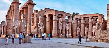 Луксор стародавнє місто