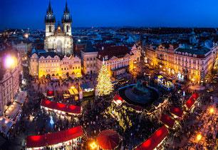Прага новорічна