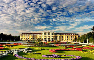 Шенбрунн палац