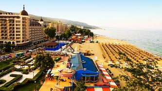 Золоті піски курорт