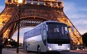 Європою тур автобусний