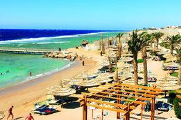 Курорт Сафага пляж