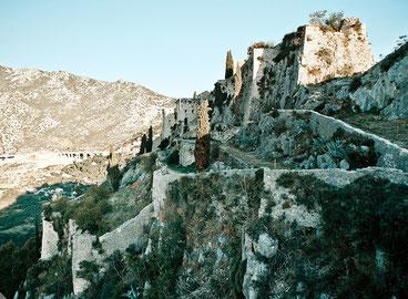 Спліті фортеця в Кліс